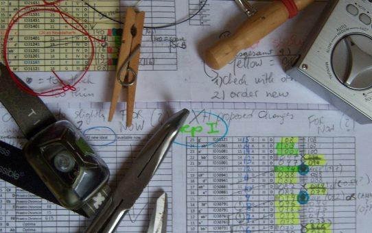 My Harp Journey (4) - Strings & Tools
