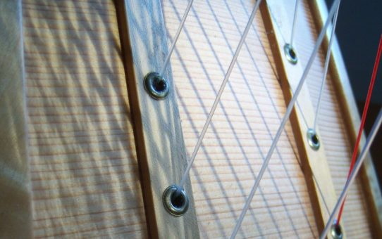 My harp journey (5) - more string stuff for nerds